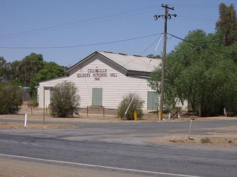 Collingullie Soldiers Memorial Hall