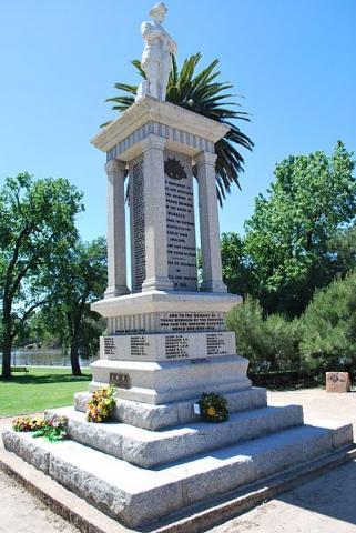 Benalla War Memorial