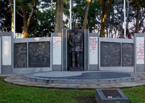 Queensland Korean War Memorial
