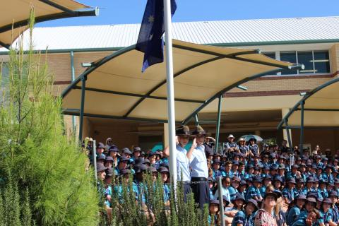 King's Christian College - ANZAC Day