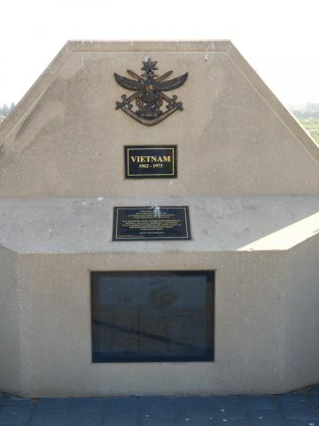 Memorial to Vietnam and other post 1945 conflicts