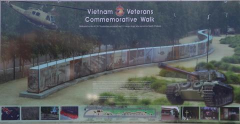 Vietnam Veterans Commemorative Site - Seymour