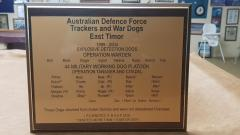 Military War Dogs 1999-2004