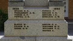 The Second World War Roll of Honour M-W