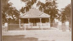 ANZAC Cottage as it appeared in 1916