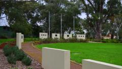 The Gums War Memorial Garden