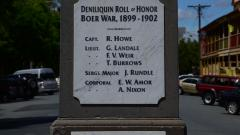 Roll of Honour Panel One