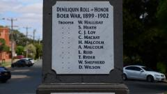Roll of Honour Panel Three