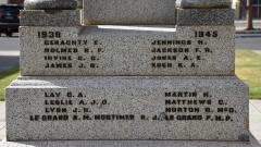 The Second World War Roll of Honour G-M