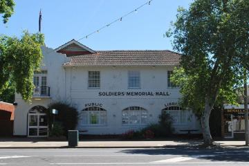 Benalla Soldiers Memorial Hall