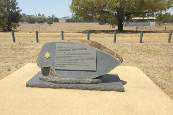 Kapooka Army Training Accident Memorial