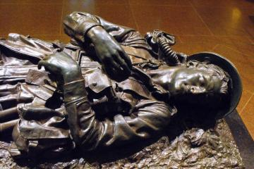 Fallen Soldier Memorial, St Marys Cathedral, Sydney