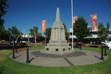 Wodonga War Memorial