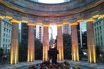 Anzac Shrine of Remembrance
