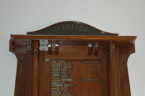 Kaneira State School Honour Roll