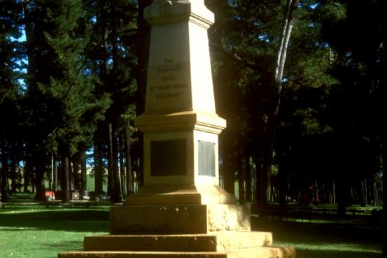 10th Light Horse Memorial (1988)
