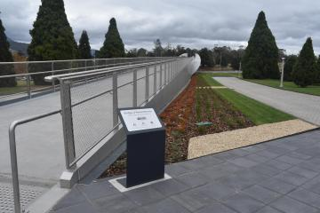 Bridge of Remembrance-Eastern End