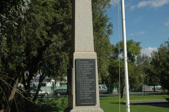 Mildura Primary School War Memorial