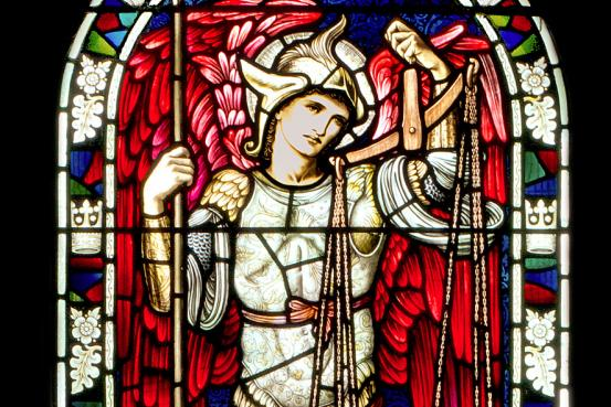 St Michael Window