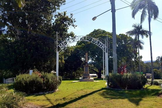 Memorial Park Woombye QLD