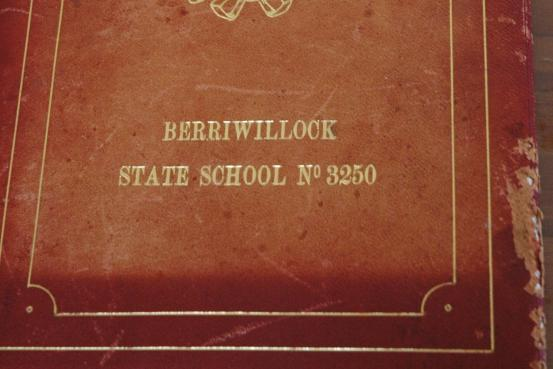 Berriwillock State School Honour Book