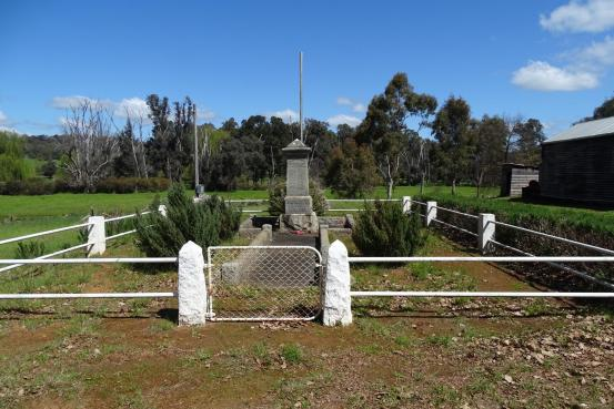 Brookhampton War Memorial