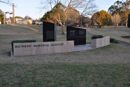 Toowoomba Mothers' Memorial