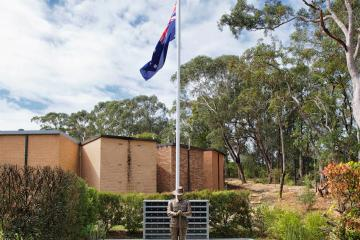 Frenchs Forest Bushland Cemetery RSL Memorial and Columbarium