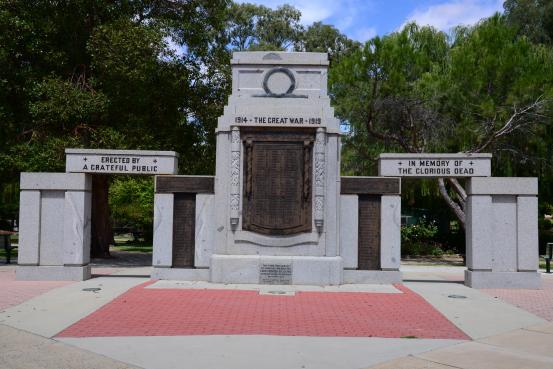 Deniliquin War Memorial
