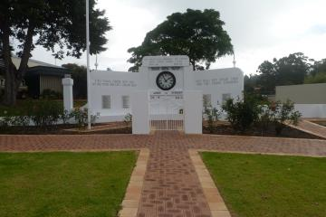 Commemorative Wall and Clock