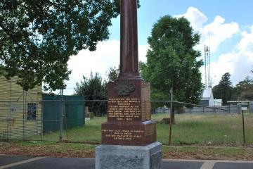 Dunolly WWI Memorial