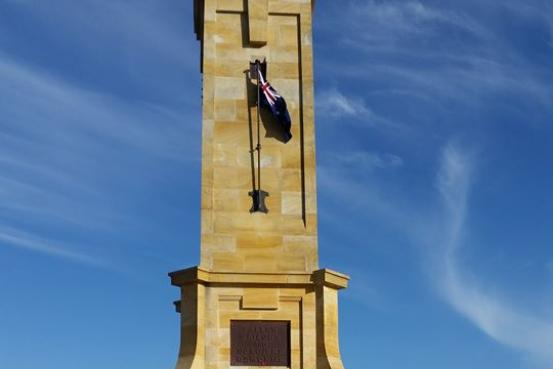 Monument Hill War Memorial - Fremantle