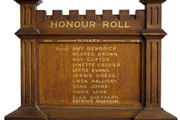 Methodist Ladies College Honour Roll