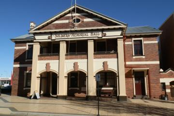Toowoomba Soliders' Memorial Hall