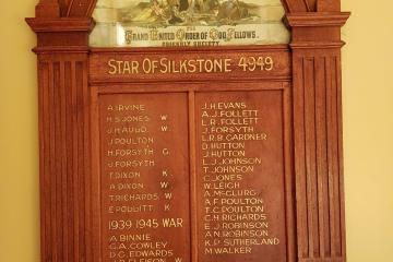 Silkstone 4949 Roll of Honour