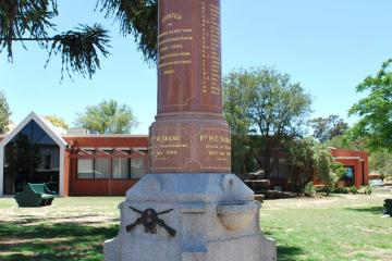 St. Arnaud Boer War Memorial