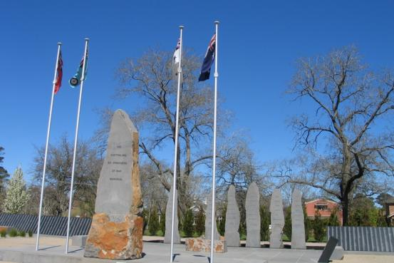 Ballarat Australian Ex-Prisoners of War Memorial