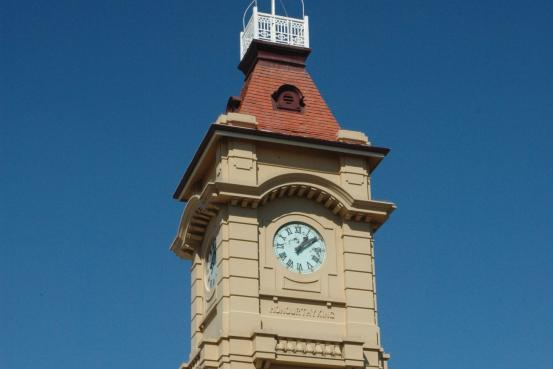 Memorial Clock Tower