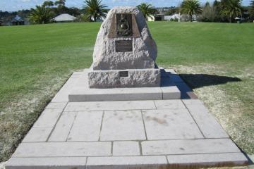 Royal Marine Association of Western Australia Memorial