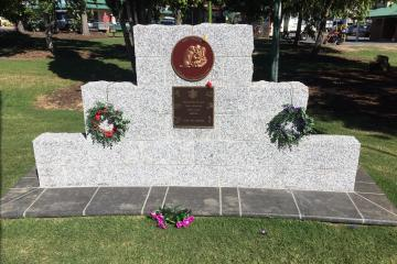 War Animals Memorial, 08/05/2019