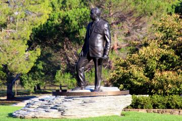 General Sir John Monash Commemorative Statue