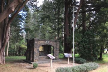 The Mount Dandenong Avenue of Honour Memorial