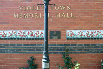 Violet Town Memorial Hall
